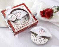 mini pizza cutter party favors