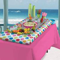 inflatable buffet cooler for table