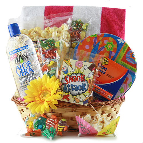 Beach Wedding Gift Basket Ideas : Other Creative Gift Wrapping Ideas