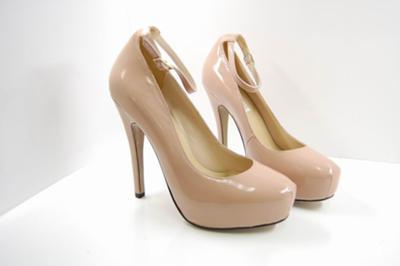 Flirty Nude heels